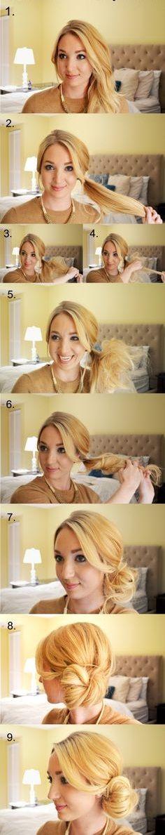 Ljetna frizurica
