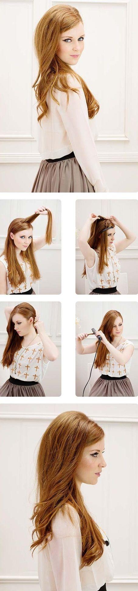 Povišena frizura