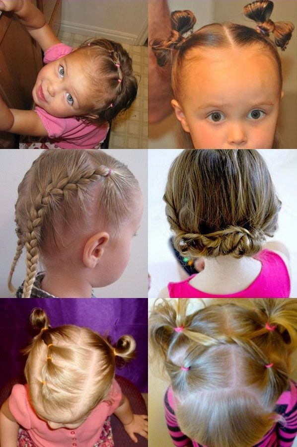 6 frizura za najmlađe