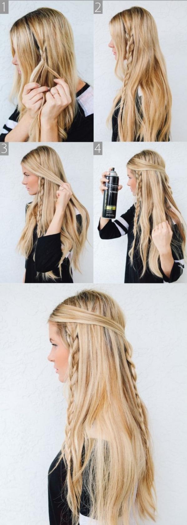 Hippy frizura
