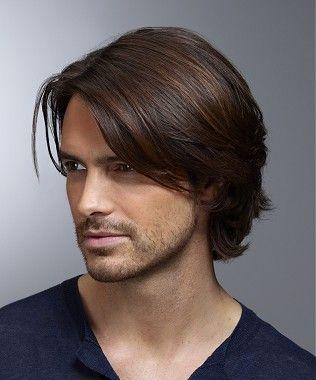 Ravna gusta frizura