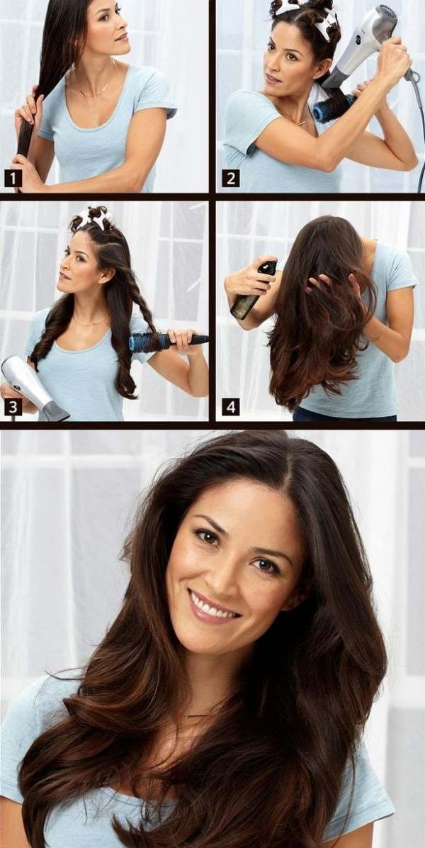 Kako pravilno fenom osušiti kosu
