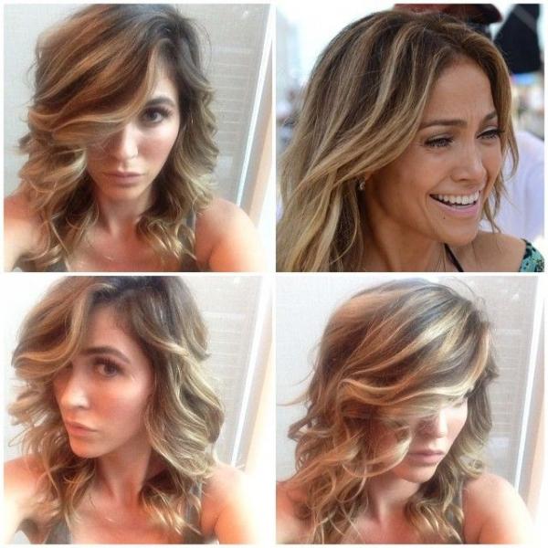 Jenny bob frizura