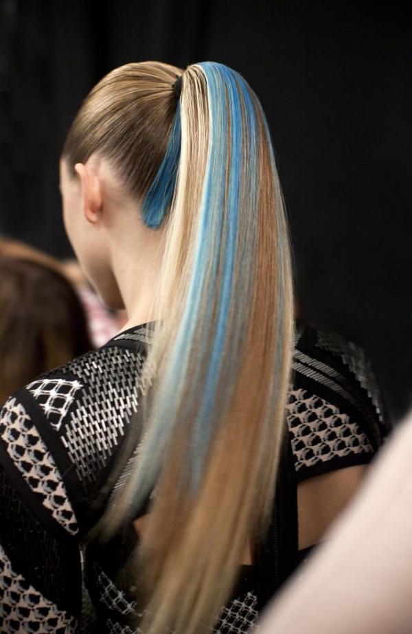 Plavo je u modi