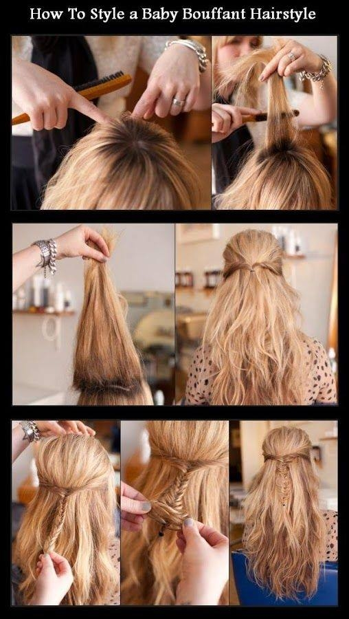 Slatka frizura