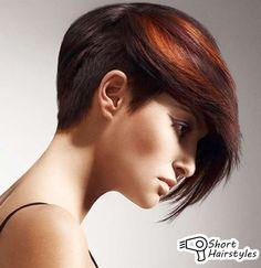 Zabavna kratka frizura