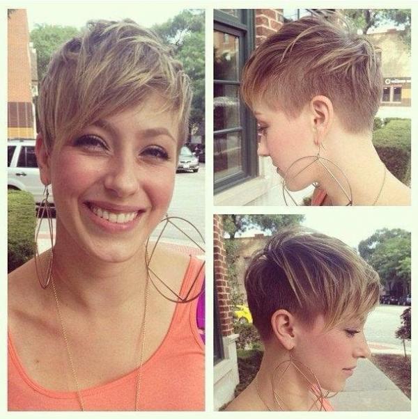 Kratka frizura za novi look