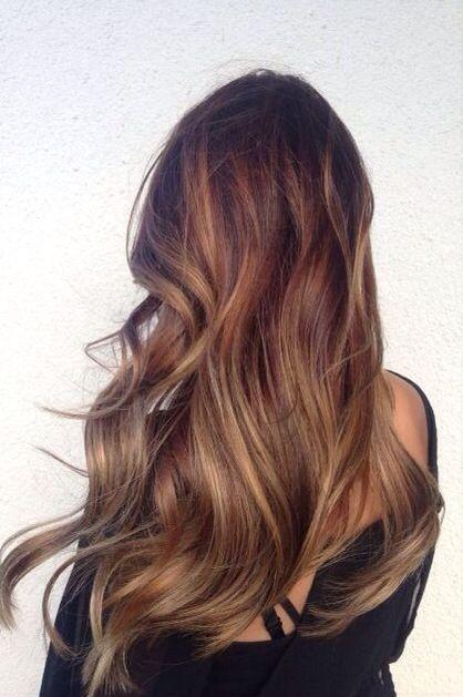 Jednostavna duga frizura