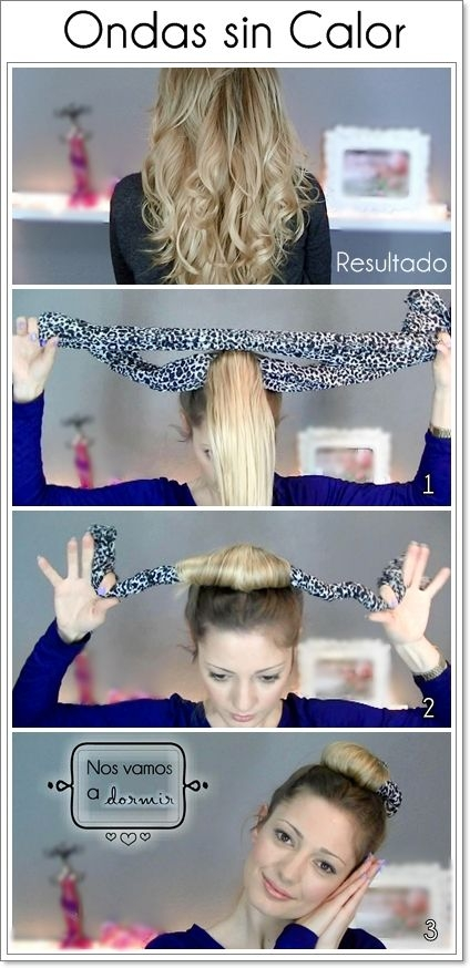 Kako napraviti super frizuru preko noći - Frizure.hr
