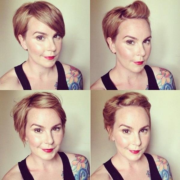 4 frizure za vašu kratku kosu