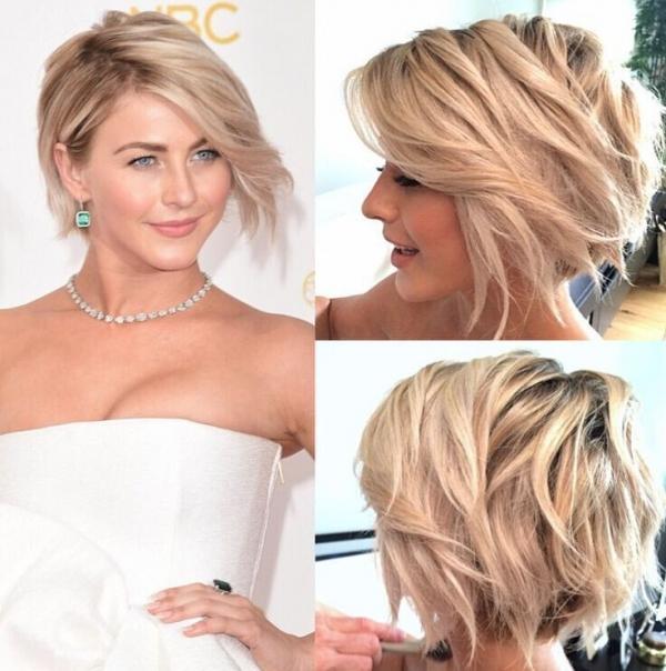 Slavna kratka frizura