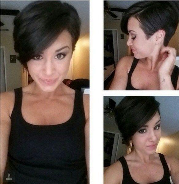 Preslatka kratka frizura