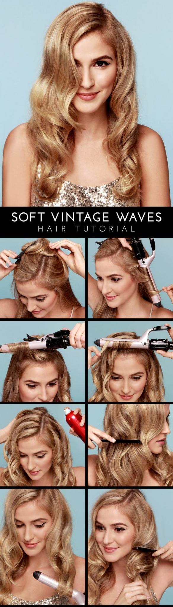 Kako napraviti retro frizuru - Frizure.hr - Tražite