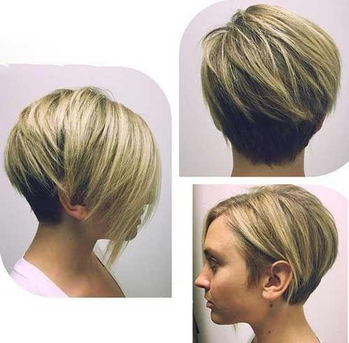Kratki bob ili pixie frizura