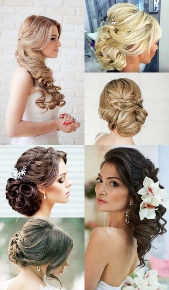 Vjenčane frizure za svaki stil