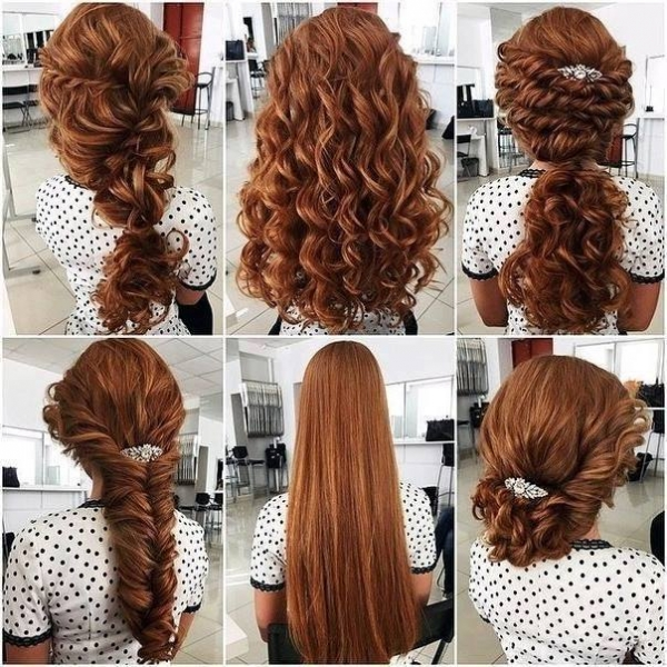 Ravna i kovrčava kosa