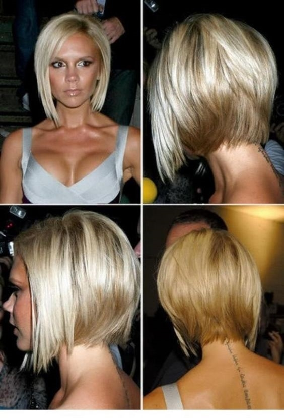 Slavna bob frizura