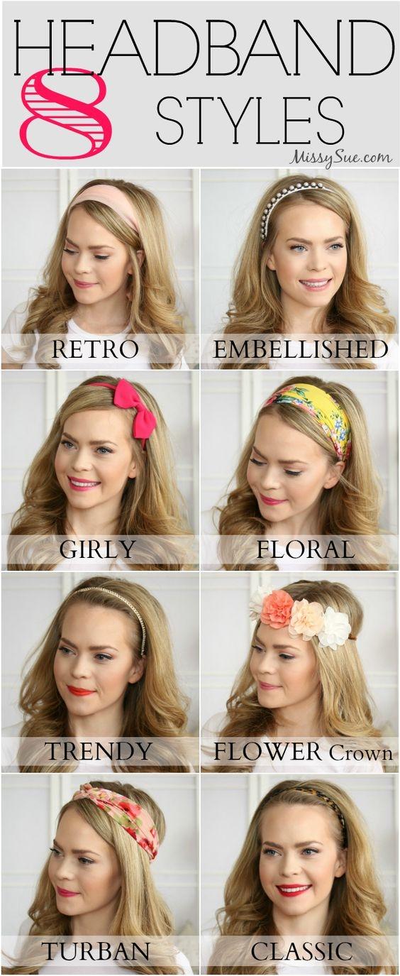 Modni dodaci za kosu