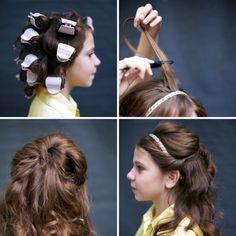 Frizura za djevojčice