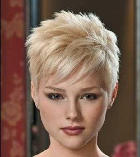 Čupava pixie frizura