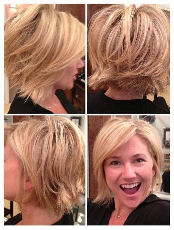 Vrckasta kratka frizura