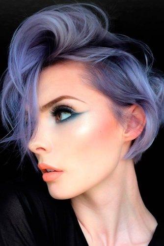 Top 10 prekrasnih sivih frizura