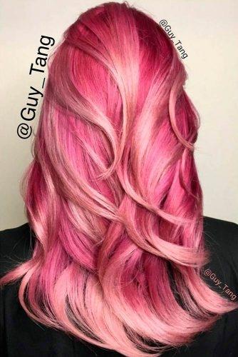 Top 10 magenta boje za kosu