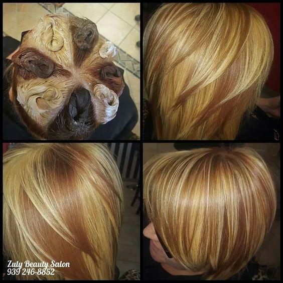 Prekrasne nijanse za kratku kosu