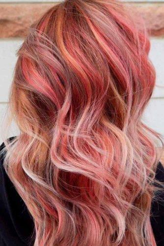 15 prekrasnih rozih frizura