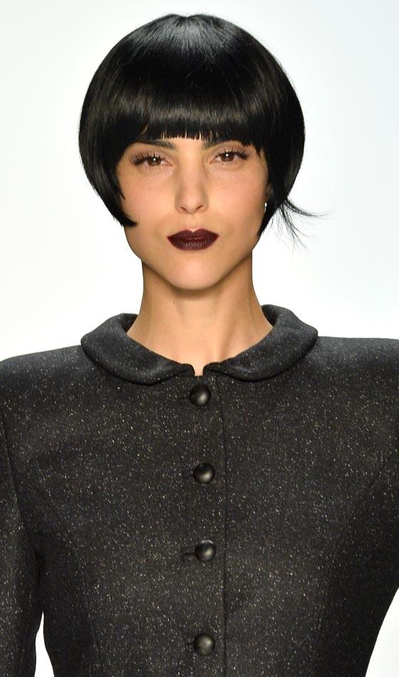 Glame frizure za kratku kosu