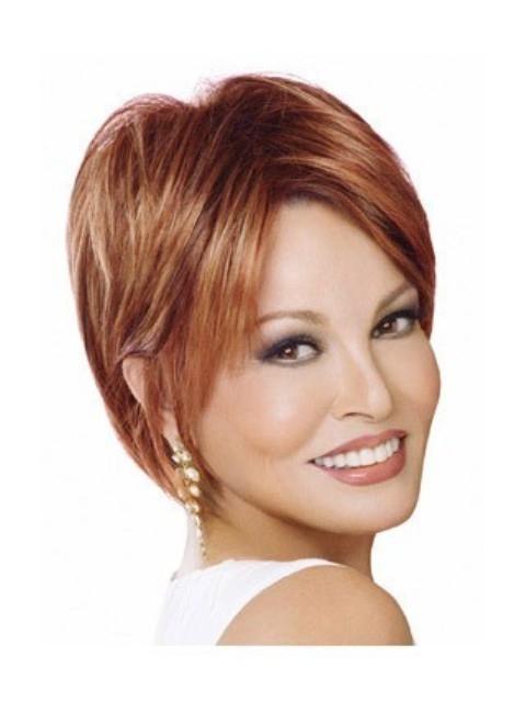Bezvremenske kratke frizure za žene iznad 50