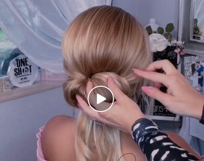 Savršena svečana frizura