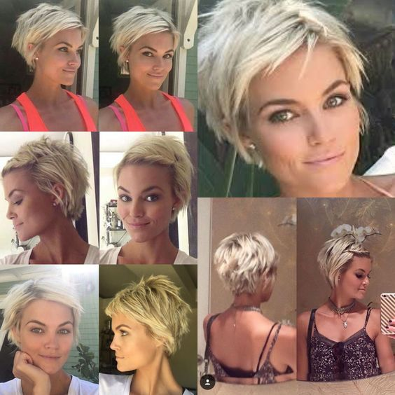 Idealna frizura za tanku i kratku kosu