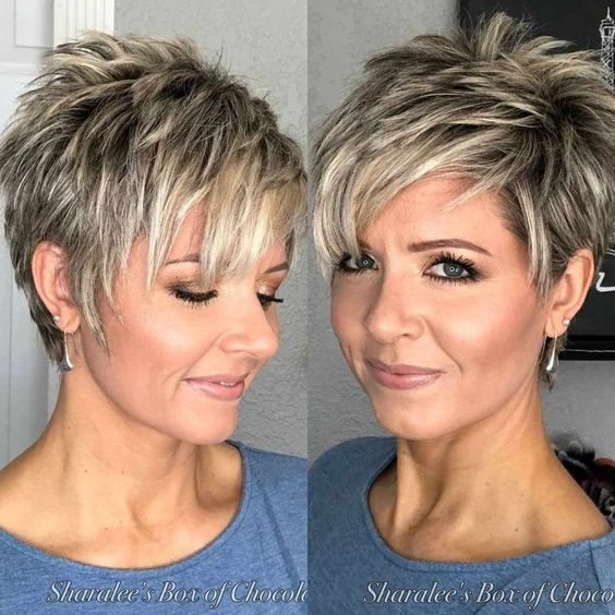 Choppy frizura koja brutalno pomlađuje