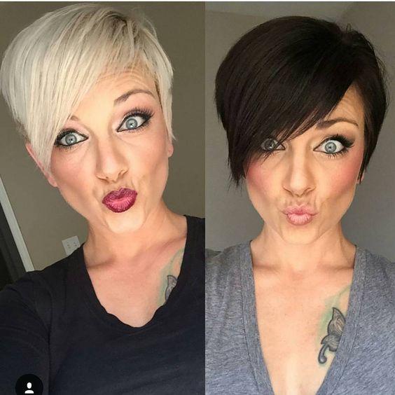 Idealna kratka frizura  viječito pitnje