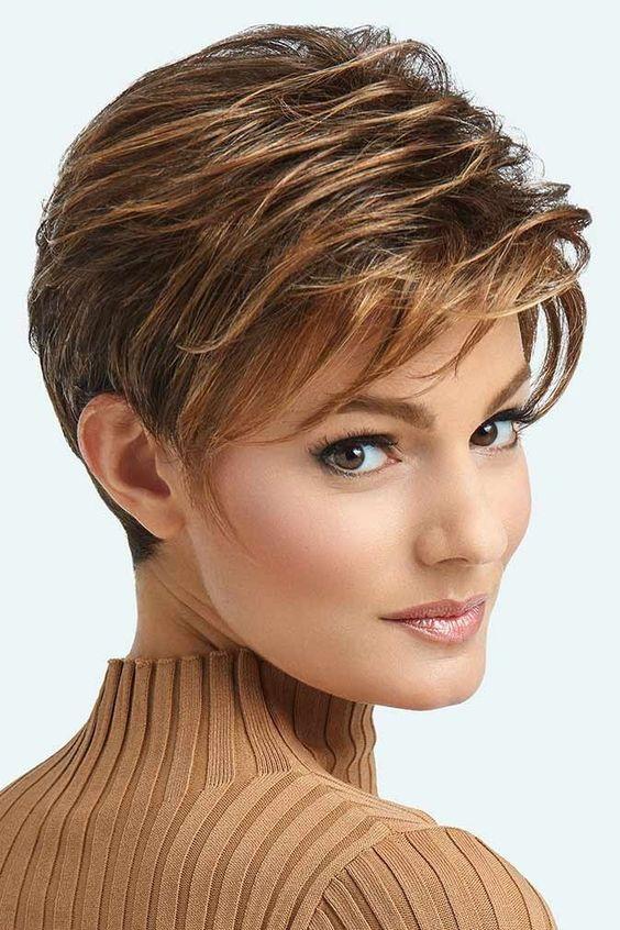 Savršena kratka frizura za jesen