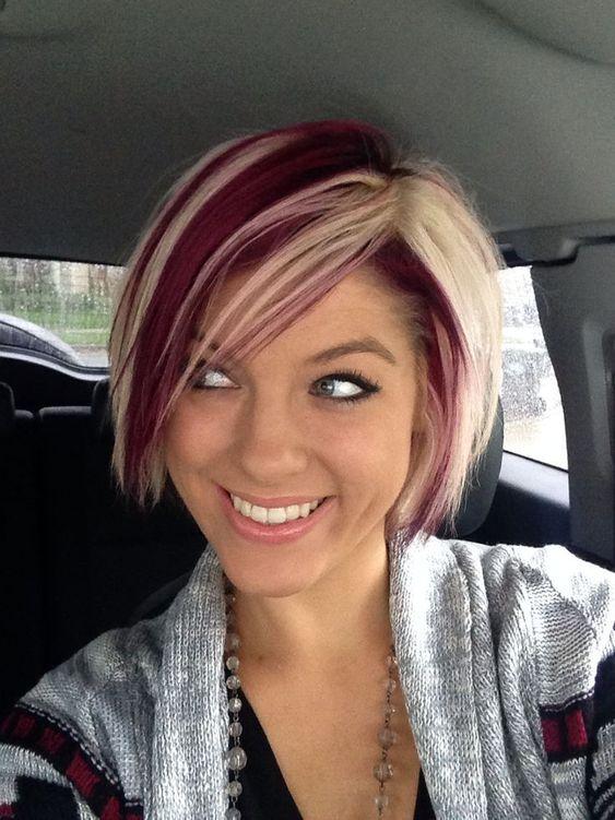 Mladenačka frizura za posebne žene