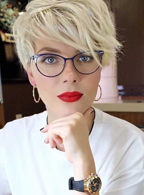 Najbolja frizura za naočale