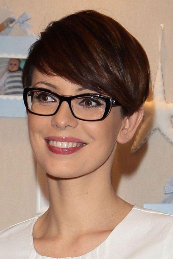 Savršena frizura za naočale