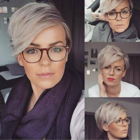 Tanka kosa kojoj savršeno pristaju naočale