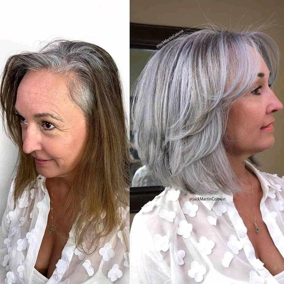 Top riješenje za sijedu kosu